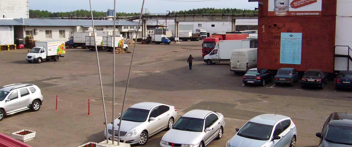 Производственно-складской комплекс ЗАО «ГАГАРИНСКОЕ»